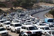 جدیدترین وضعیت ترافیکی مرزهای چهارگانه اربعین اعلام شد