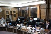وضعیت گلخانه های مستقر در روستاهای بخش مرکزی یزد بررسی شد