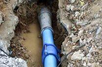 اصلاح و بازسازی شبکه توزیع آب تالش