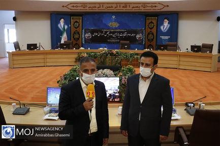 مرحله دوم یازدهمین دوره انتخابات مجلس در ستاد مرکزی انتخابات