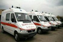 400تکنسین اورژانس و 220 دستگاه آمبولانس مستقر شدند