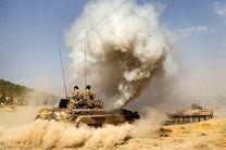 استقرار نیروهای نظامی اردن در مرز عراق و سوریه