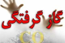 مسمومیت 6 نفر با گاز مونوکسید کربن در اصفهان و شهر گز