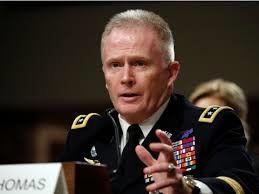 نظامی ارشد آمریکا: حضور ما در سوریه غیرقانونی است