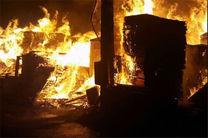 یک کشته و یک مصدوم در انفجار یک کارگاه چاپ پارچه در اصفهان