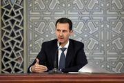 مبارزه با تروریسم تا زمان آزادی کامل خاک سوریه ادامه می یابد
