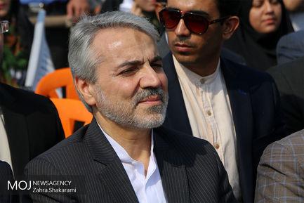 جشن انقلاب اسلامی در بندرعباس