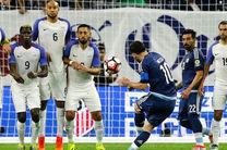 تیم ملی فوتبال آرژانتین به فینال رسید