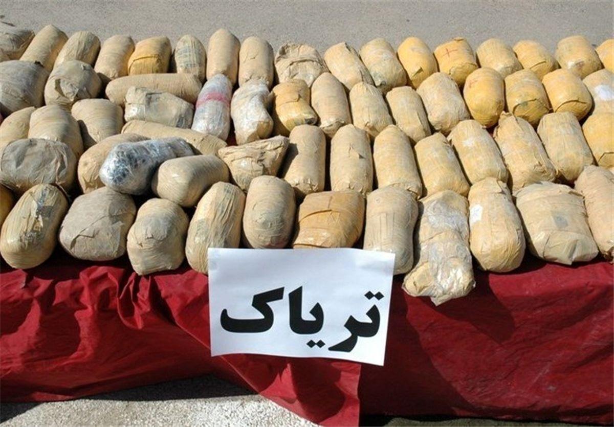 دستگیری 4 کولبر در شهرستان شهرضا / کشف 198 کیلو تریاک