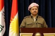 ریاست جمهوری مسعود بارزانی در عراق تکذیب شد