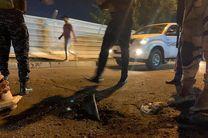 حملات راکتی به منطقه الخضرا بغداد / چهار راکت دیگر از کار افتاد