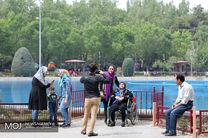 شایعه اخذ ورودی برای استفاده مردم از پارک لاله تهران صحت ندارد