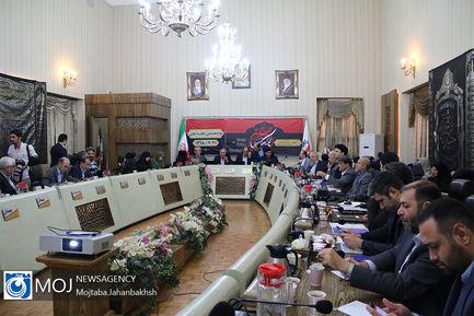 نود و هشتمین جلسه علنی شورای شهر اصفهان