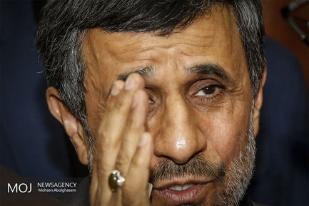 مراسم+ختم+برادر+محمود+احمدی+نژاد
