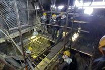 اجرای موفقیت آمیز تعمیرات اساسی کنورتور شماره ۲ بخش فولادسازی