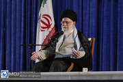 دیدار سفرای کشورهای اسلامی با رهبر انقلاب