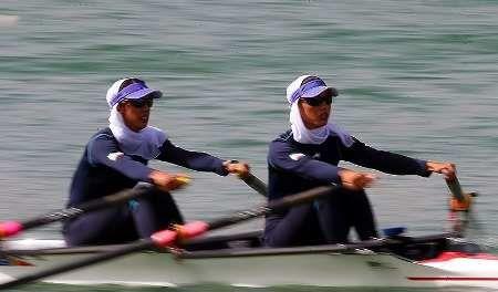 قایقران مازندرانی به اردوی آمادگی تیم ملی بانوان دعوت شد