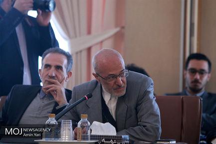 نشست نماینده ویژه رییس جمهوری افغانستان در وزارت امور خارجه