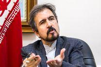 سخنگوی وزارت خارجه اظهارات مداخله جویانه دبیر کل اتحادیه عرب درباره جزایر سه گانه ایرانی را مردود دانست