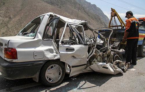 تخلفات و تصادفات در ۲۴ ساعت گذشته به دلیل لغزندگی معابر افزایش یافته است
