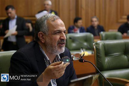 یکصد و چهل و ششمین جلسه شورای شهر تهران/ مسجد جامعی