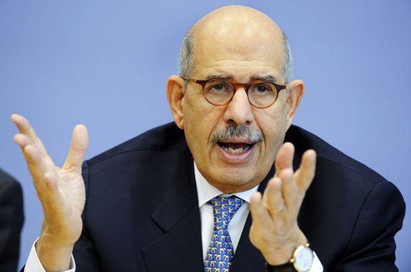 البرادعی به جهان عربی نسبت به تشدید بحران ها هشدار داد