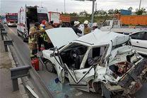 سهم ۶۰ درصدی سواریها در تصادفات برون شهری