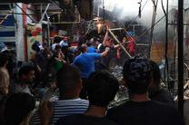 انفجار در بازار شهرک صدر بغداد با ۲۹ کشته و ۴۷ زخمی