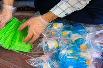 توزیع 3 هزار پک بهداشتی بین مسافران شرکت های مسافربری در اصفهان