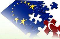 کرسی خالی ترکیه در نشست اتحادیه اروپا