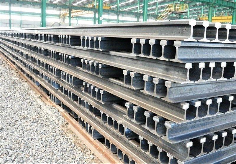 حضور ریل تولیدی شرکت ذوب آهن برای اولین بار در بورس کالا