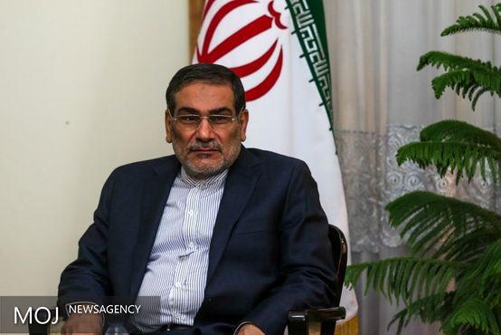 شمخانی هند را به مقصد تهران ترک کرد