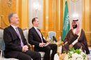 مبارزه با داعش محور گفتگوهای ولیعهد عربستان با نماینده ترامپ
