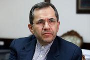 نامه تخت روانچی به گوترش به مناسبت سالروز ربوده شدن ۴ دیپلمات ایرانی در لبنان