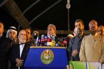 زهار: باید روابطمان را با حامیان مقاومت به ویژه ایران سامان ببخشیم