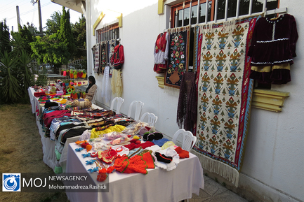 جشنواره صنایع دستی در آستارا