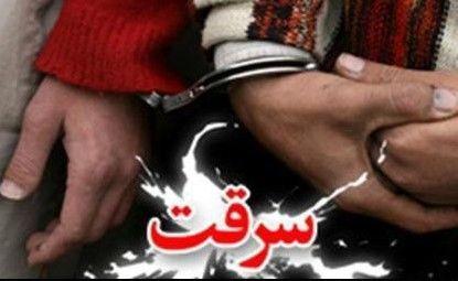 دستگیری 11 سارق و کشف 18 دستگاه موتورسیکلت مسروقه در هرمزگان