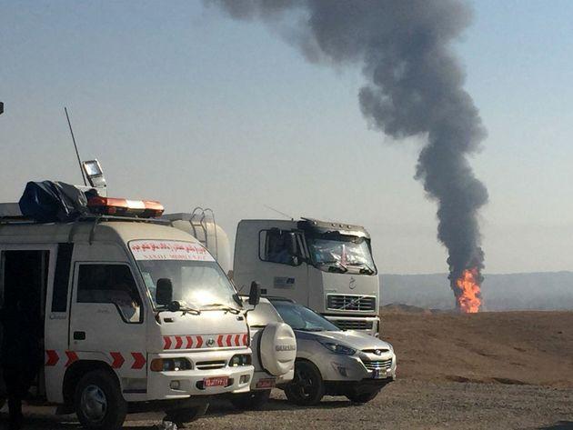 عملیات مهار چاه 147 رگ سفید و تشکیل سه تیم فنی تخصصی