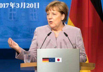 آلمان خواهان داشتن روابط تجاری برابر با چین است