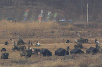 مانور مشترک آمریکا و کره جنوبی از دوشنبه آغاز میشود