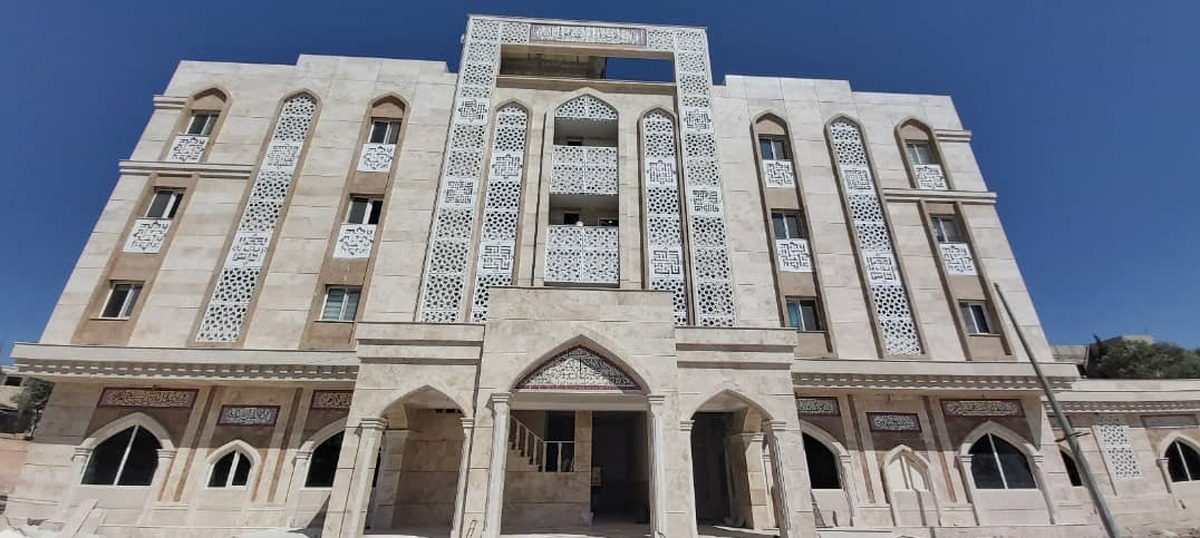 ساخت مهمانسرای حرم حضرت زینب (س) به همت ستاد بازسازی عتبات