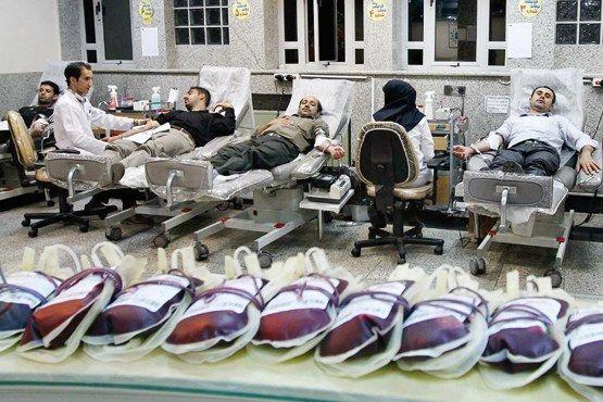 مراکز انتقال خون اصفهان آماده خون گیری از عزاداران اربعین حسینی است