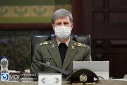 ناوشکن تمام ایرانی دنا را در آینده نزدیک تحویل نیروی دریایی ارتش خواهیم داد
