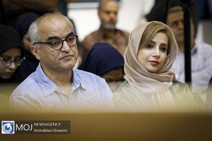 نشست خبری دبیر هفتمین جشنواره بین المللی فیلم شهر