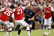 حواشی بازی رئال مادرید و آرسنال در جام بین المللی قهرمانان