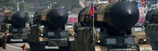 کره شمالی: عملیات نظامی در اقیانوس آرام آغاز شده است