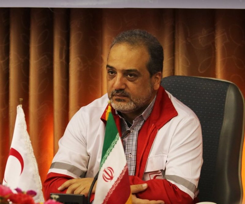 فعالیت بیش از 2 هزار نیروی امدادی  هلال احمر  استان اصفهان در ایام نوروز