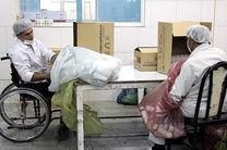 اشتغال زایی با به کارگیری معلولین
