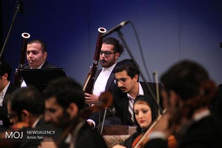 شب دوم جشنواره موسیقی فجر