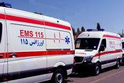 انتقال 1274بیمار و مصدوم به مراکز درمانی در قالب طرح سلامت نوروزی